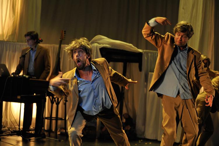 Theater Freiburg: Hochstapler&Falschspieler, 2010