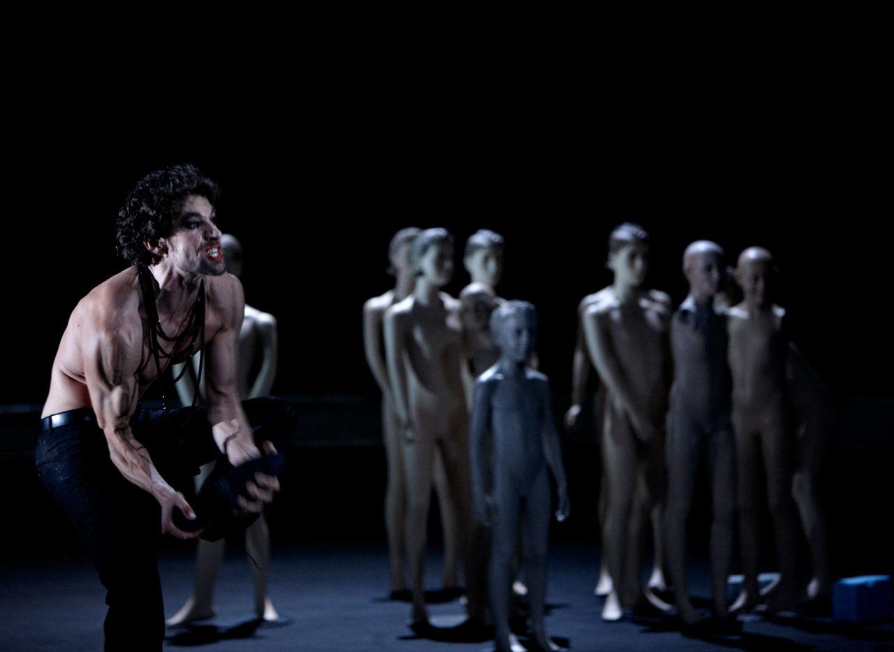 Schauspielhaus Zürich: Ödipus, 2011